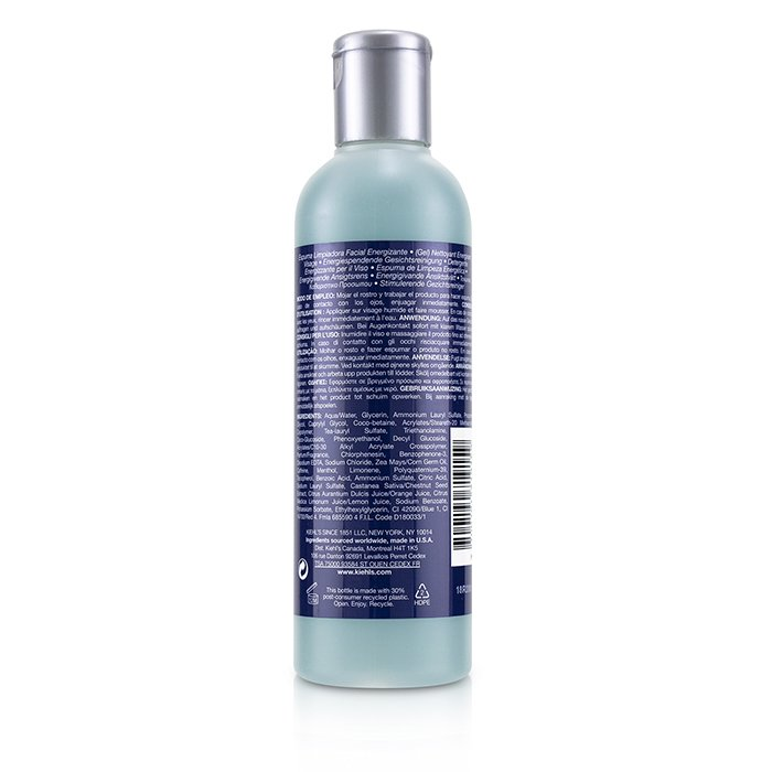 Facial Fuel Energizing Face Wash Gel Cleanser 116338