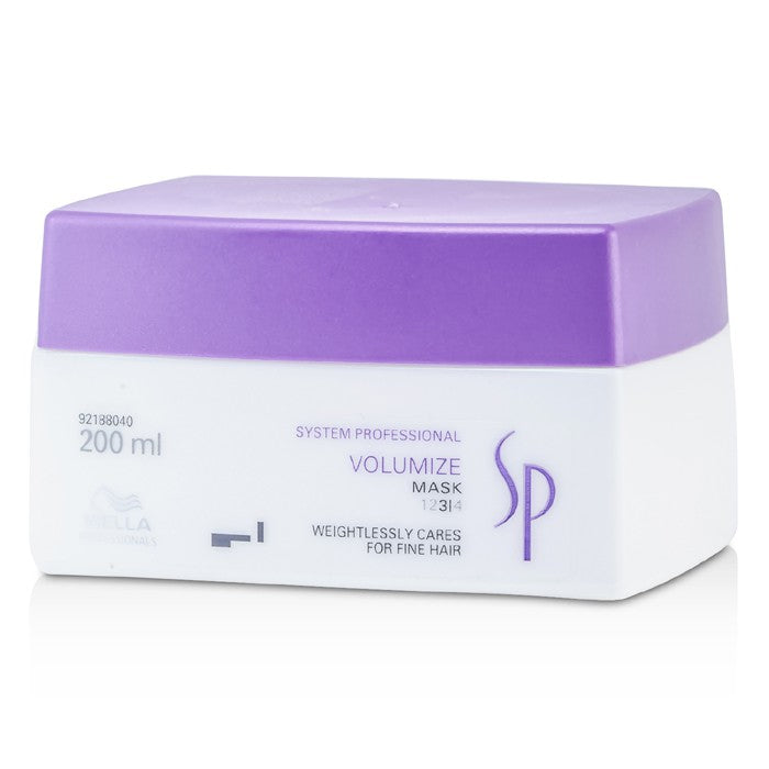 Sp Volumize Mask (For Fine Hair) 118023