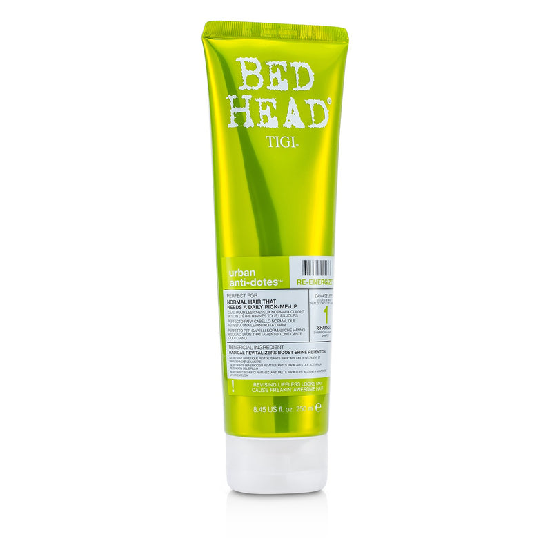 Bed Head Urban Anti+Dotes Re Energize Shampoo 121242