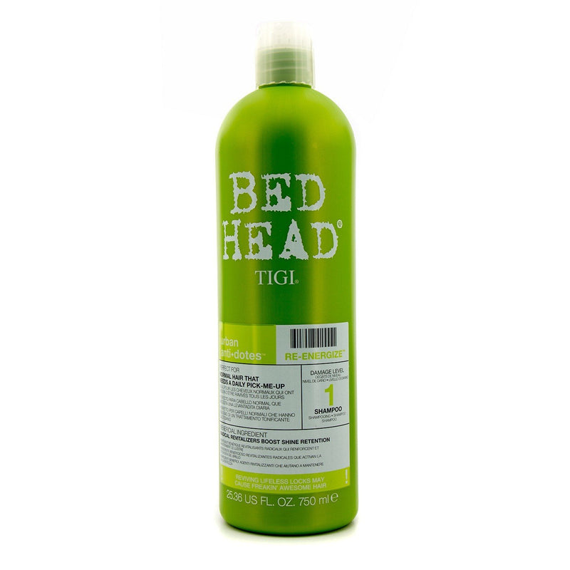 Bed Head Urban Anti+Dotes Re Energize Shampoo 121243