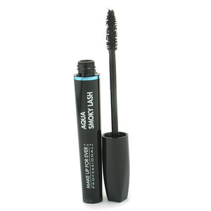 Aqua Smoky Lash Waterproof Extra Black Mascara # (Black) 121759