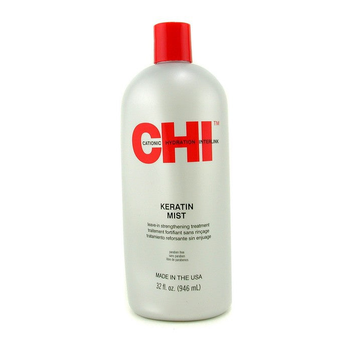Keratin Mist Leave In Strengthening Treatment