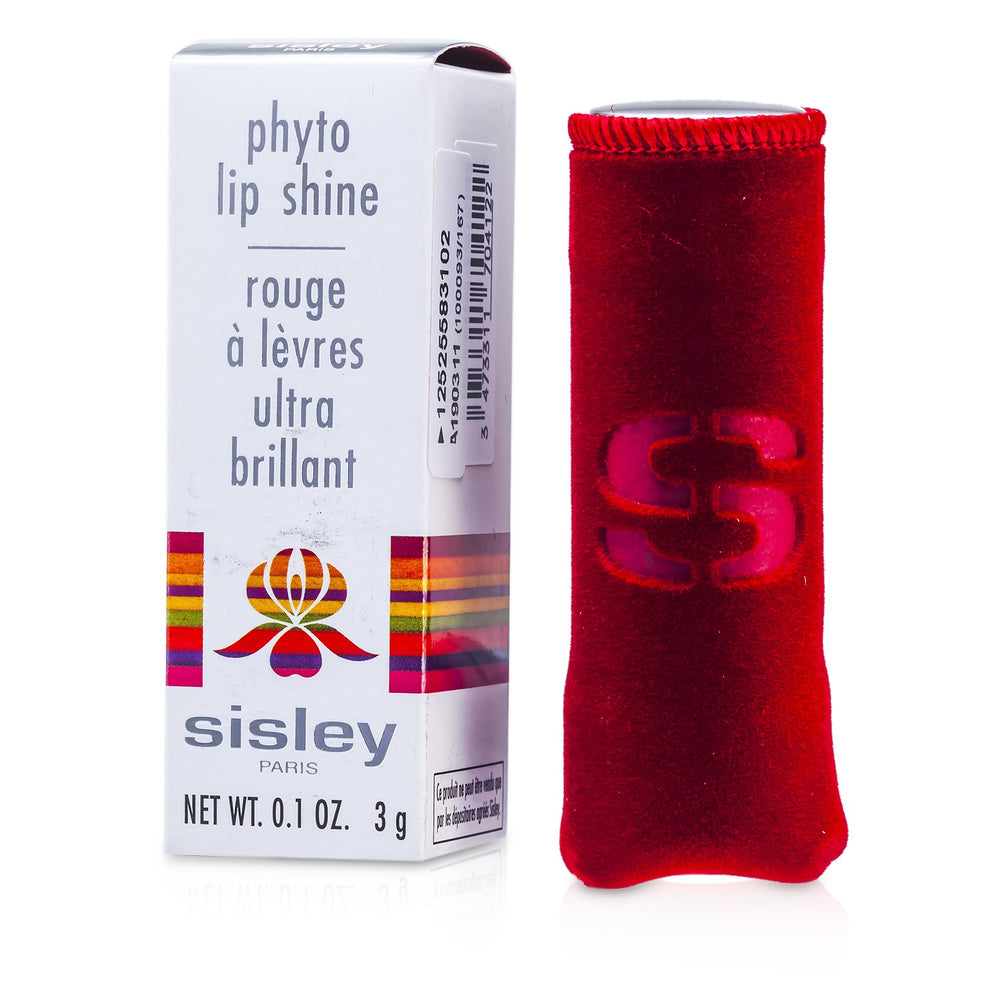 Phyto Lip Shine Ultra Shining Lipstick # 12 Sheer Plum 125255