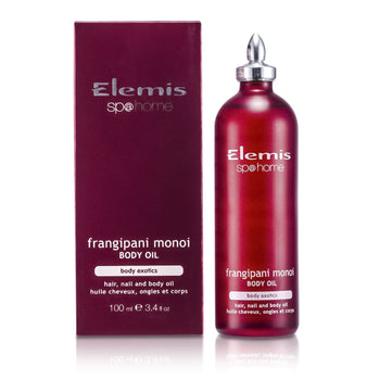 Exotic Frangipani Monoi Body Oil