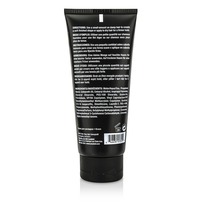 Style Sexy Hair Shaping Creme Pliable Shaping Creme 129735