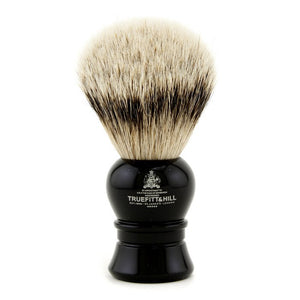 Load image into Gallery viewer, Carlton Super Badger Shave Brush # Ebony 132394