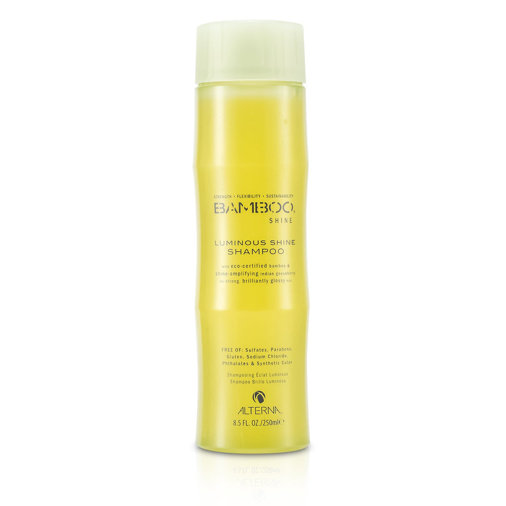 Bamboo Shine Luminous Shine Shampoo (For Strong, Brilliantly Glossy Hair) 133318