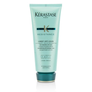 Resistance Ciment Anti Usure Strengthening Anti Breakage Cream Rinse Out (For Damaged Lengths & Ends) 136116
