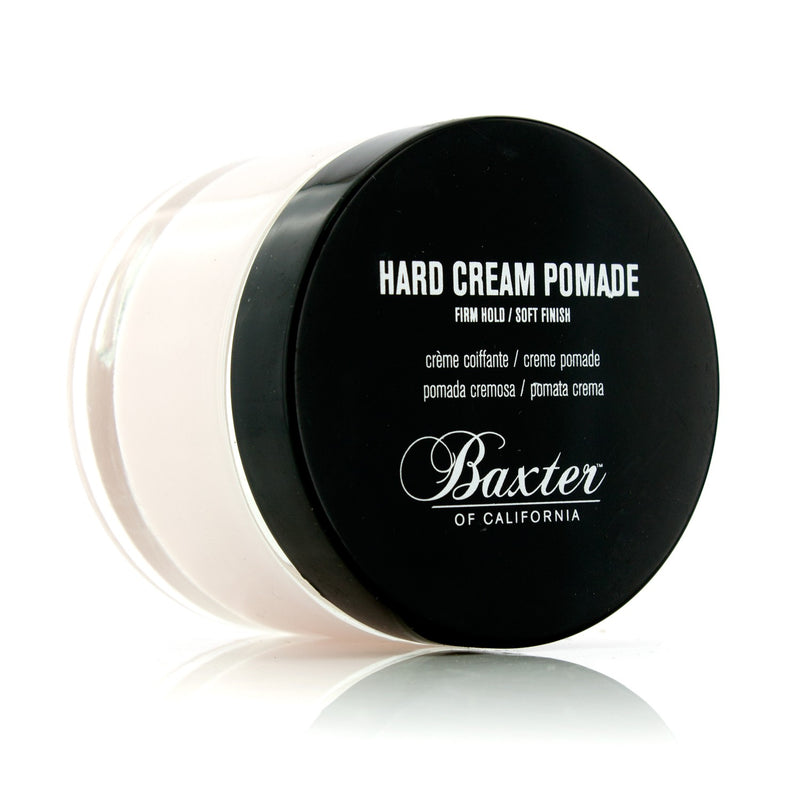 Hard Cream Pomade (Firm Hold/ Soft Finish) 136153