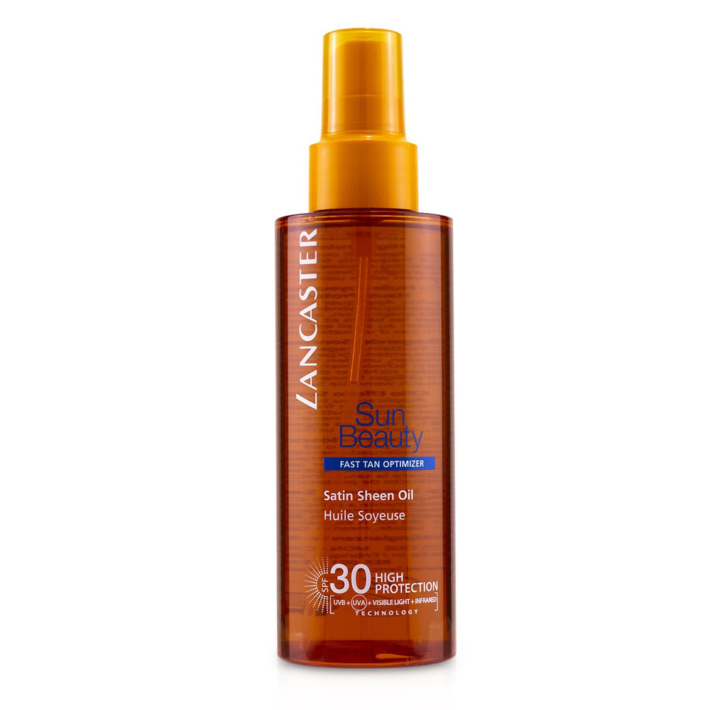 Sun Beauty Satin Sheen Oil Fast Tan Optimizer Spf30 137550
