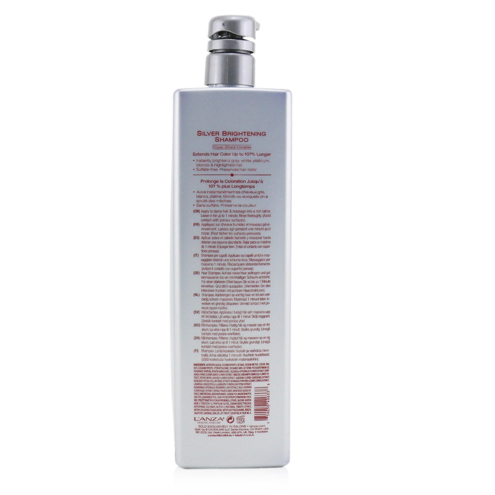 Healing Color Care Silver Brightening Shampoo 137599