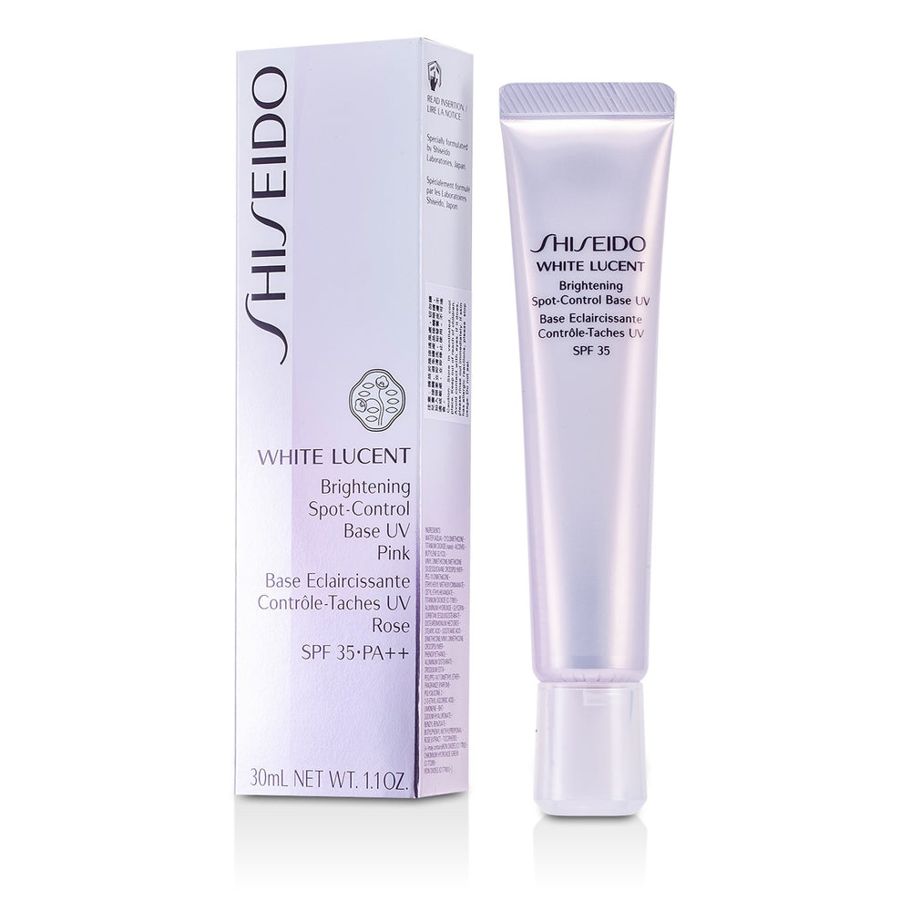 White Lucent Brightening Spot Control Base Uv Spf35 Pink 138354
