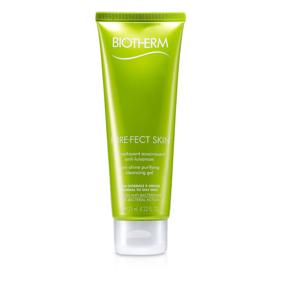Pure.Fect Skin Anti Shine Purifying Cleansing Gel Combination To Oily Skin 140027