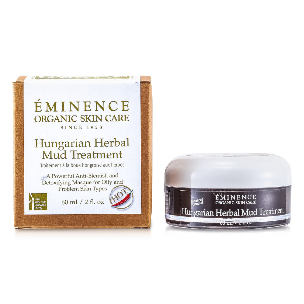Hungarian Herbal Mud Treatment For Oily & Problem Skin 140253