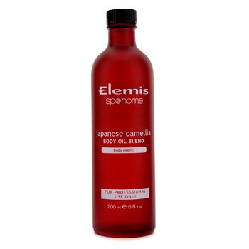 Japanese Camellia Body Oil Blend (Salon Size)