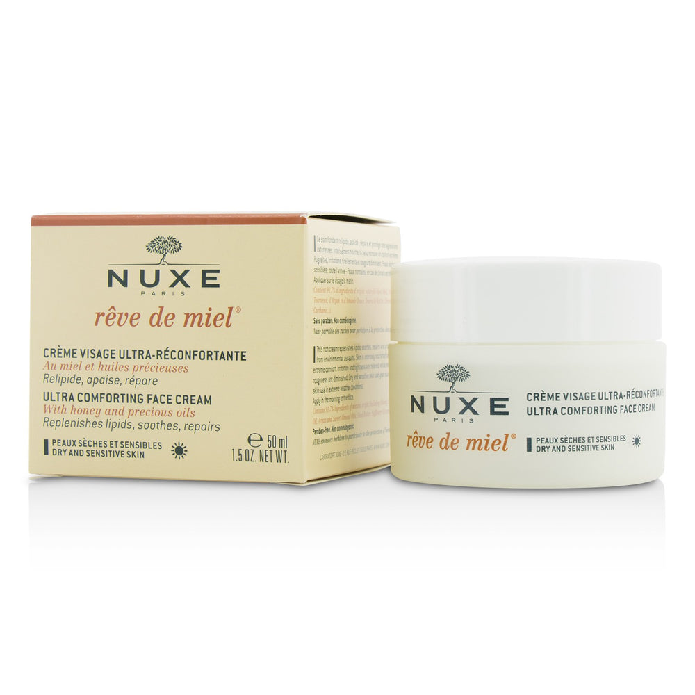 Load image into Gallery viewer, Reve De Miel Ultra Comfortable Face Cream 140710