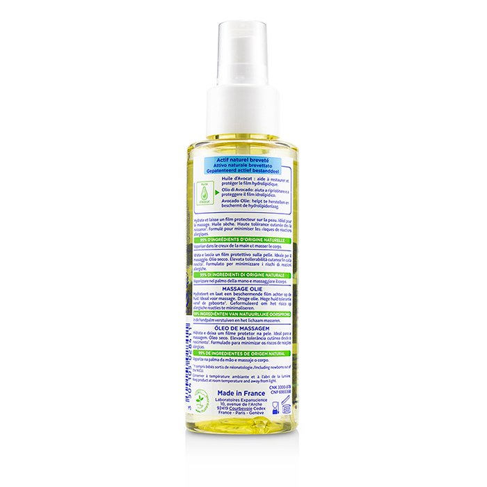 Massage Oil For Normal Skin 140957