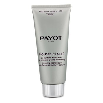 Absolute Pure White Mousse Clarte Lightening Cleansing Gel