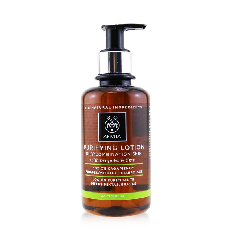 Purifying Tonic Lotion With Propolis & Citrus For Oily/ Combination Skin 147307