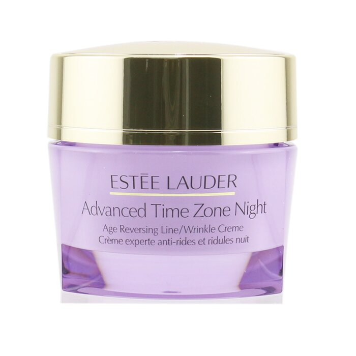 Advanced Time Zone Night Age Reversing Line/ Wrinkle Creme (For All Skin Types) 147561