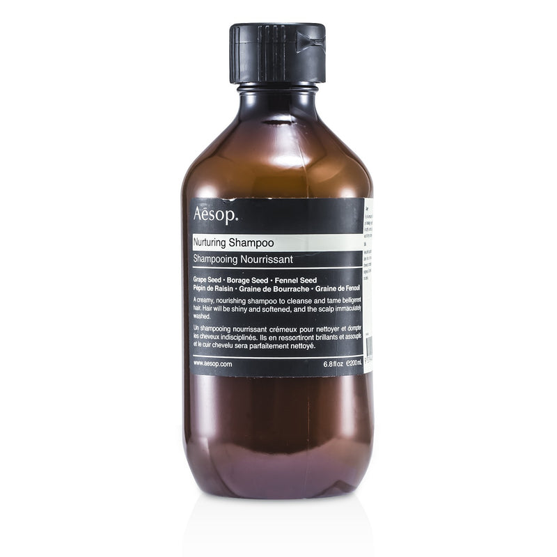 Nurturing Shampoo (Cleanse And Tame Belligerent Hair) 147792
