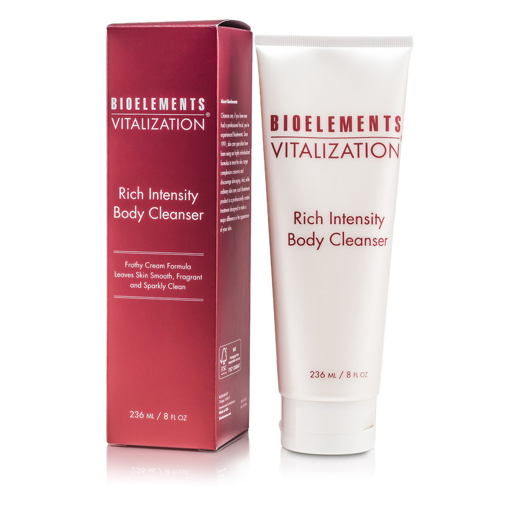 Vitalization Rich Intensity Body Cleanser