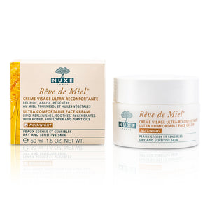 Load image into Gallery viewer, Reve De Miel Ultra Comfortable Face Night Cream (Dry & Sensitive Skin) 150878