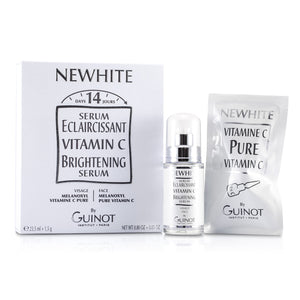 Newhite Vitamin C Brightening Serum (Brightening Serum 23.5ml/0.8oz + Pure Vitamin C 1.5g/0.05oz) 152358