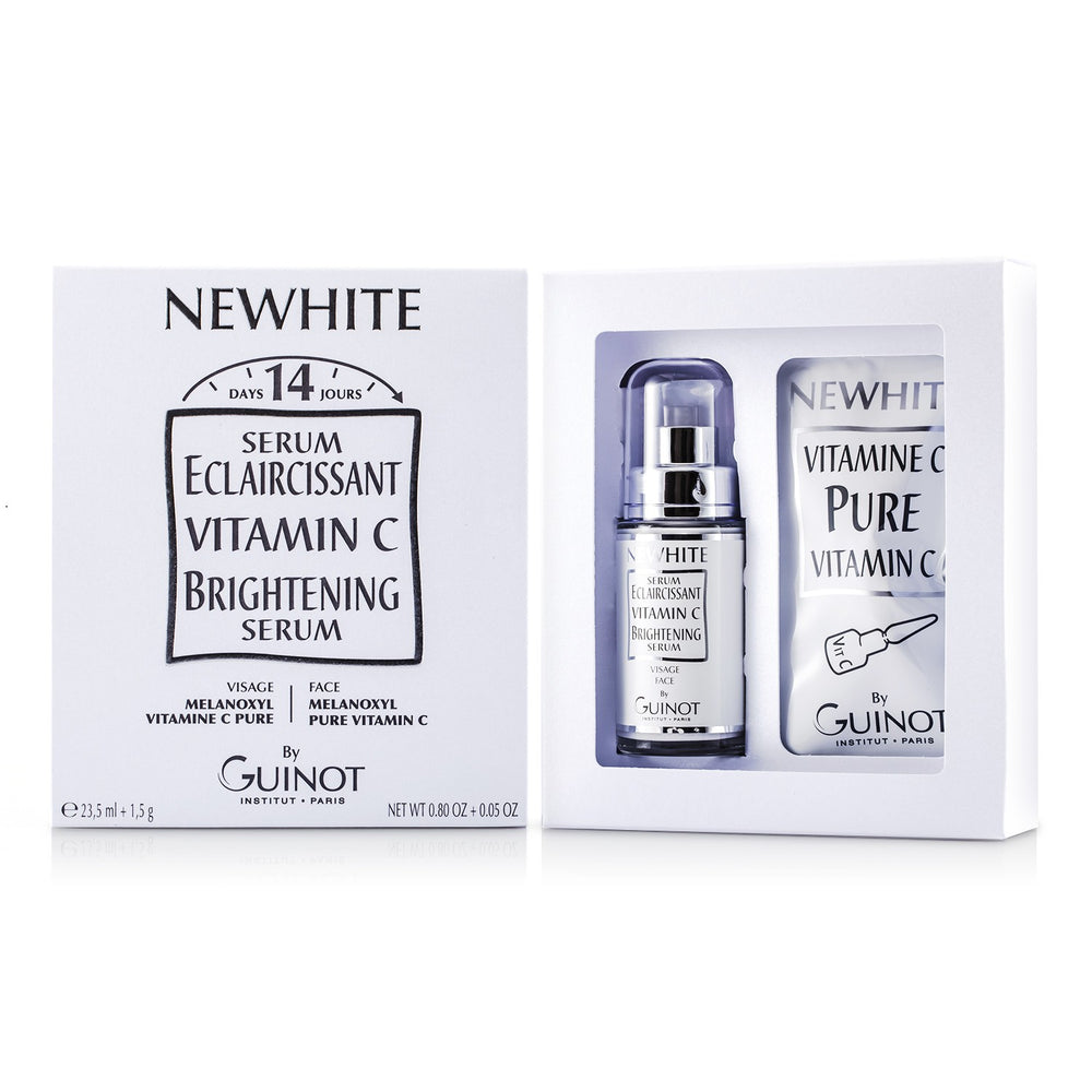 Load image into Gallery viewer, Newhite Vitamin C Brightening Serum (Brightening Serum 23.5ml/0.8oz + Pure Vitamin C 1.5g/0.05oz) 152358