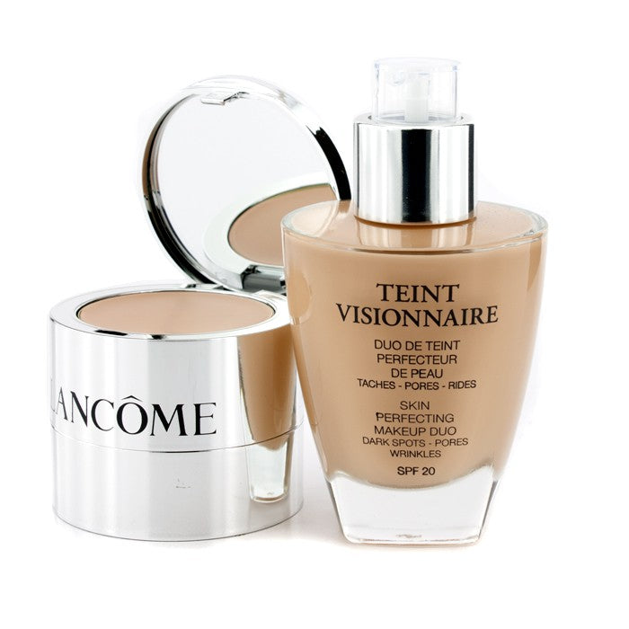 Teint Visionnaire Skin Perfecting Make Up Duo Spf 20 # 02 Lys Rose 152839