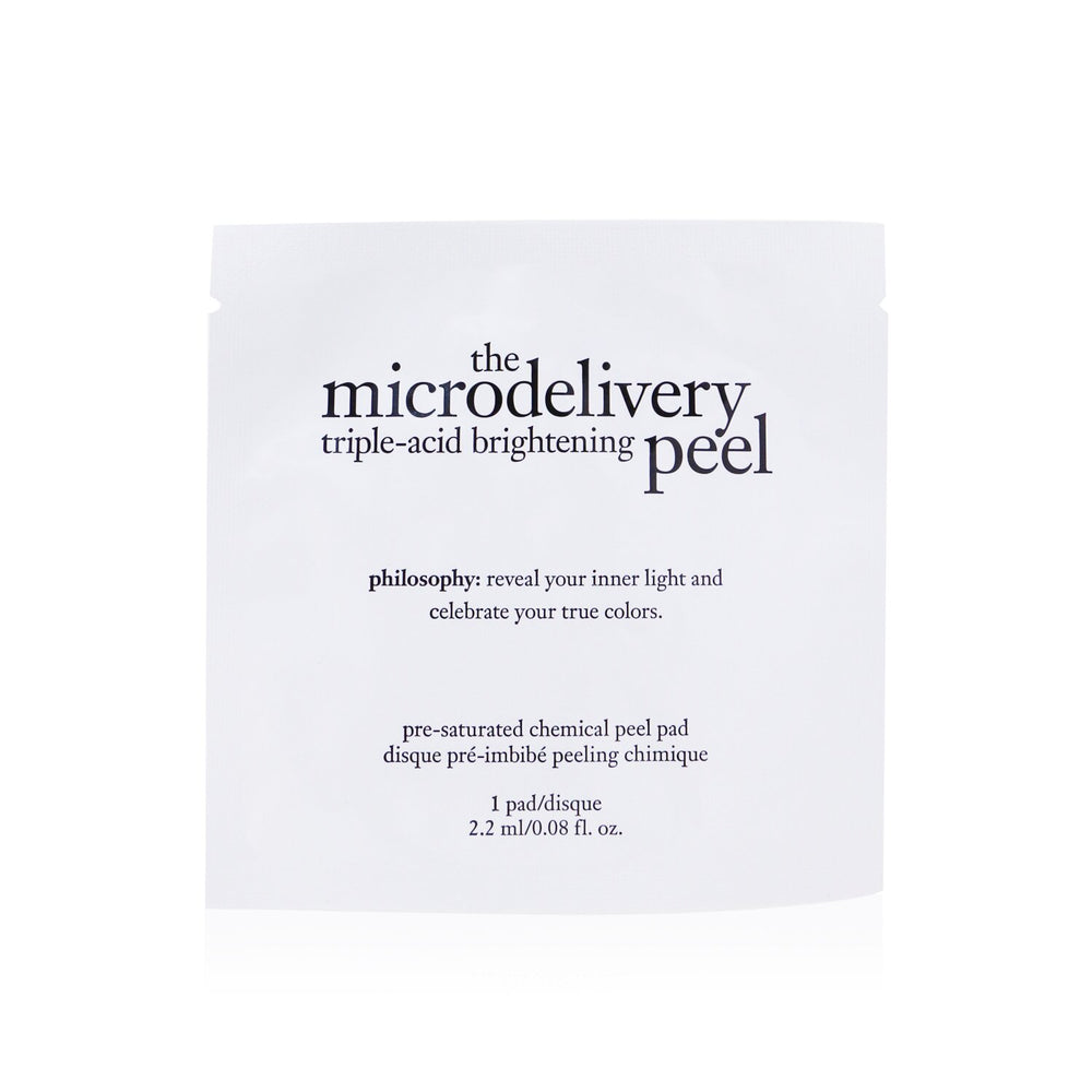 The Microdelivery Triple Acid Brightening Peel Pads 155452