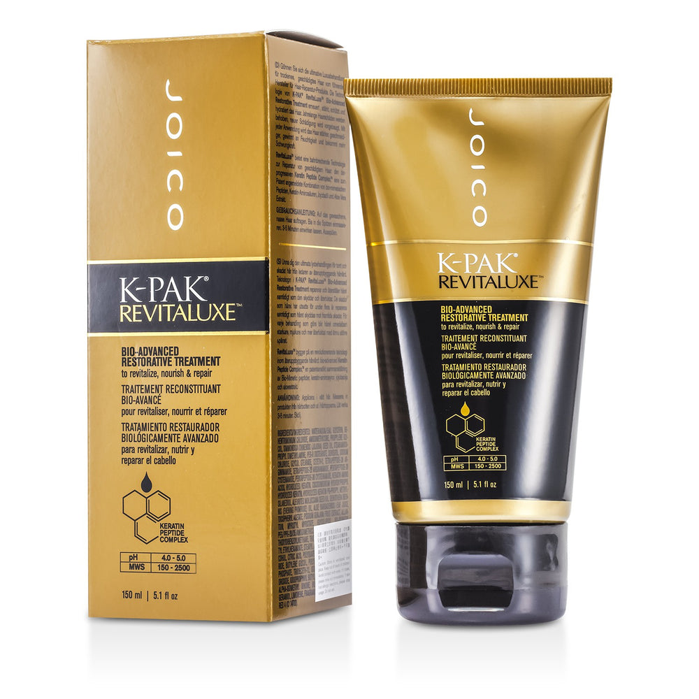 K Pak Revita Luxe Bio Advanced Restorative Treatment (To Revitalize, Nourish & Repair) 155958