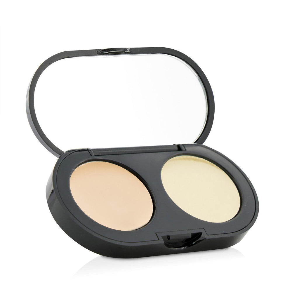 New Creamy Concealer Kit Warm Ivory Creamy Concealer + Pale Yellow Sheer Finish Pressed Powder 157775