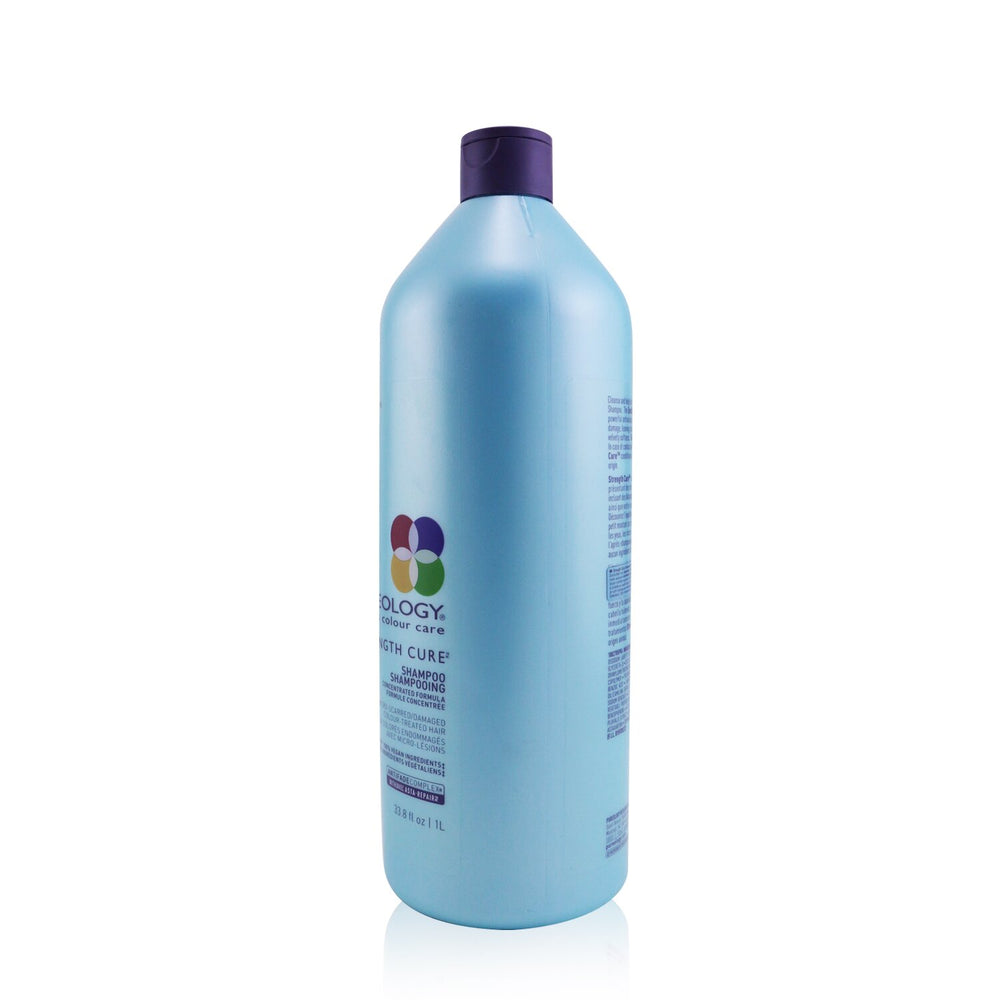 Strength Cure Shampoo (For Micro Scarred/Damaged Colour Treated Hair) 158301