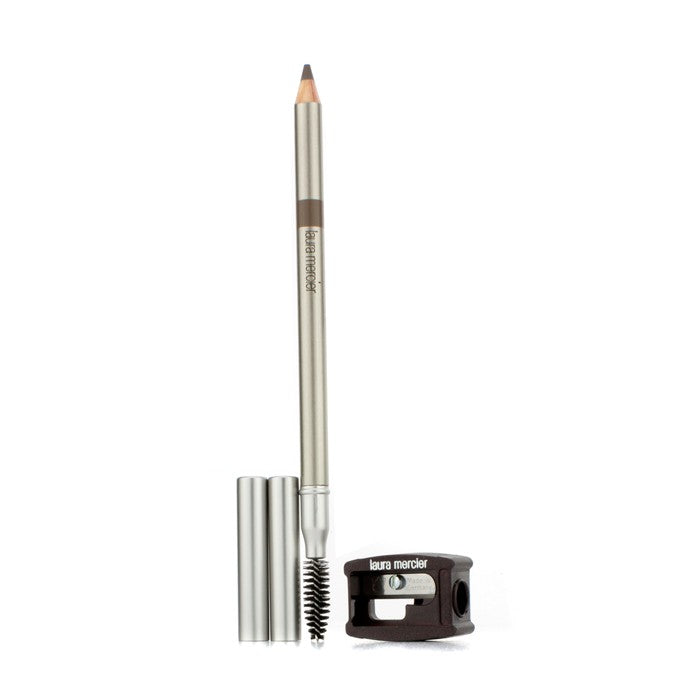 Eye Brow Pencil With Groomer Brush # Ash Blonde 161774