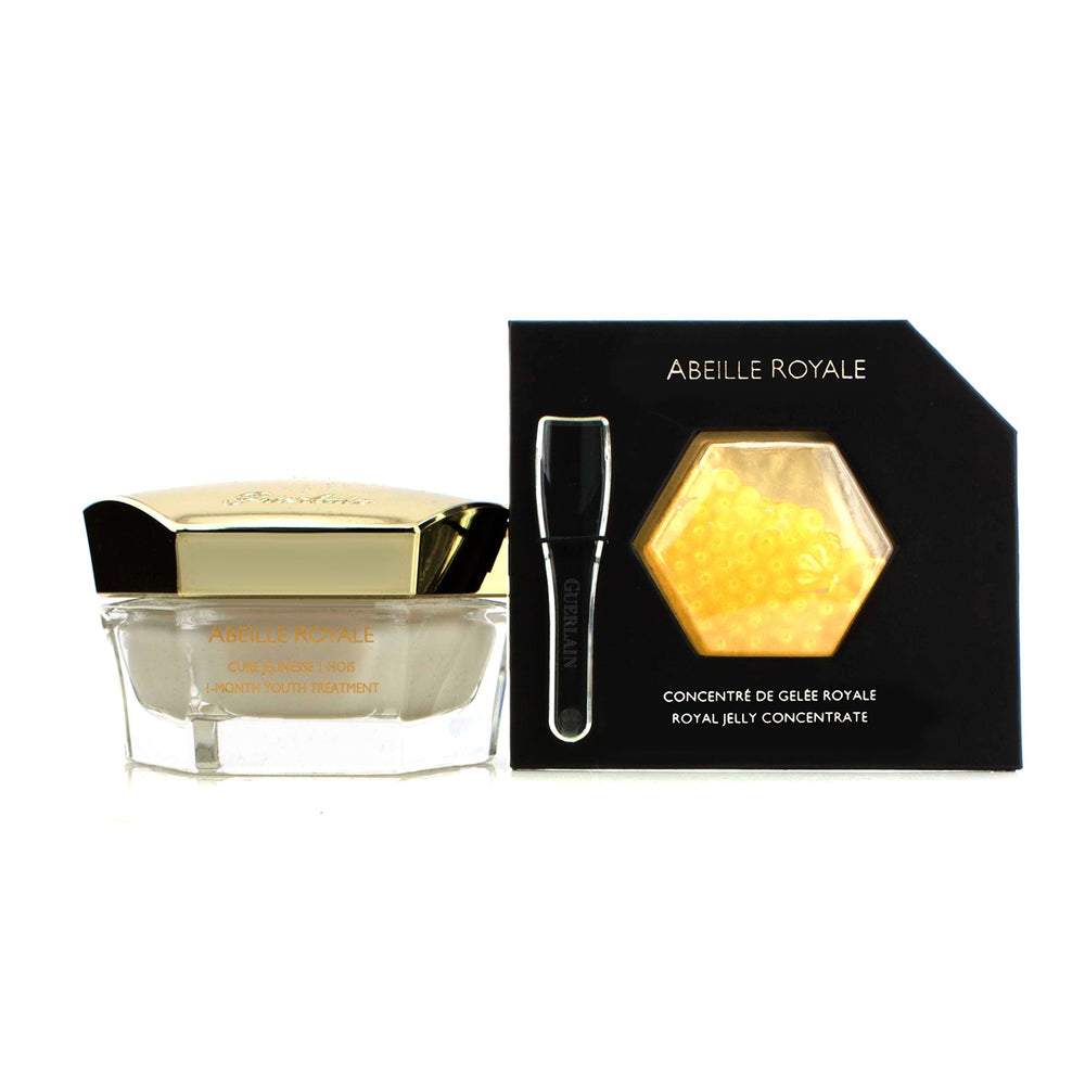 Abeille Royale Youth Treatment: Activating Cream 32ml & Royal Jelly Concentrate 8ml 166296