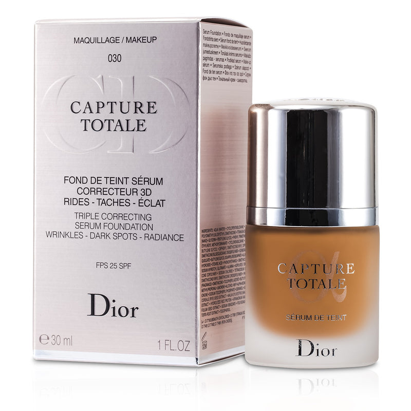 Capture Totale Triple Correcting Serum Foundation Spf25
