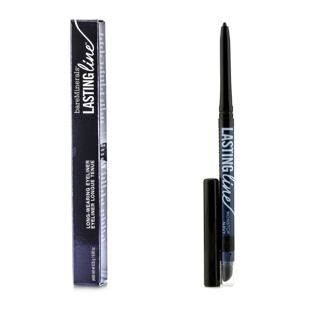 Bare Minerals Lasting Line Long Wearing Eyeliner Nonstop Navy 169626