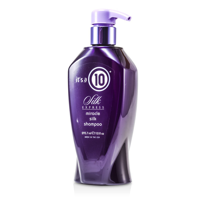 Silk Express Miracle Silk Shampoo 169713