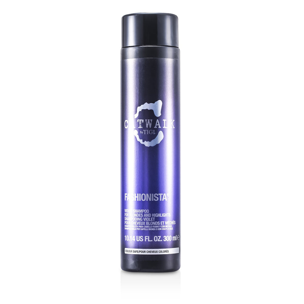 Catwalk Fashionista Violet Shampoo (For Blondes And Highlights)