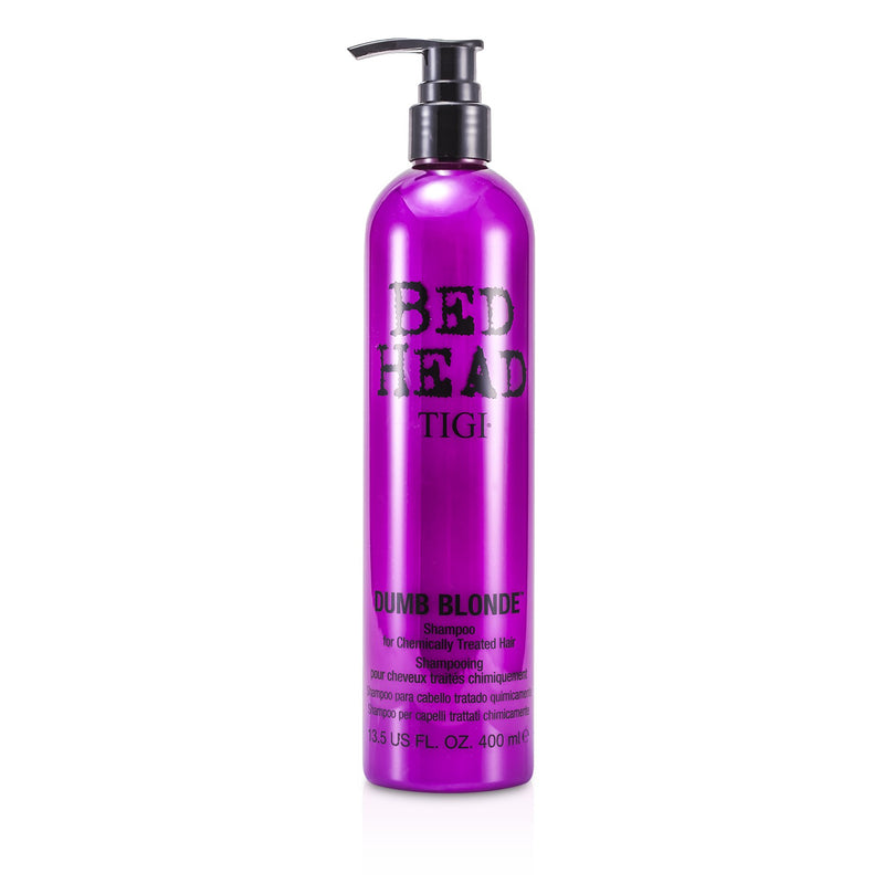Bed Head Dumb Blonde Shampoo (For Chemically Treated Hair) 169775