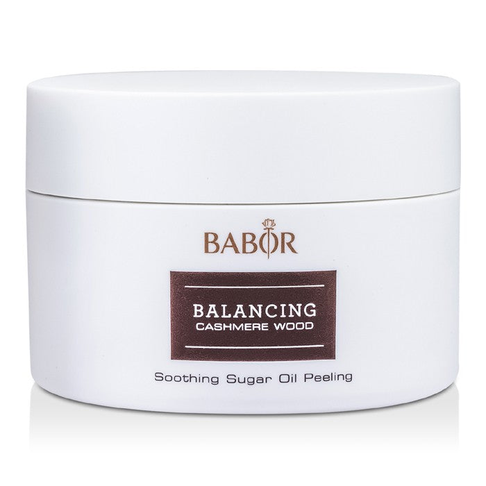 Balancing Cashmere Wood Soothing Sugar Oil Peeling 171023
