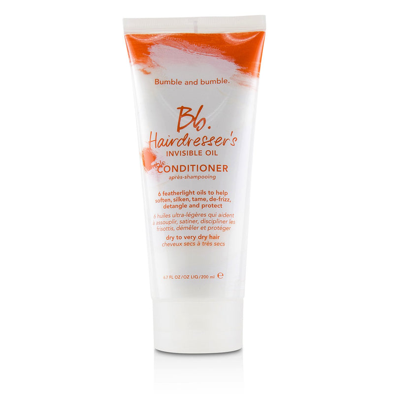 Bb. Hairdresser's Invisible Oil Conditioner (Dry To Very Dry Hair) 175237