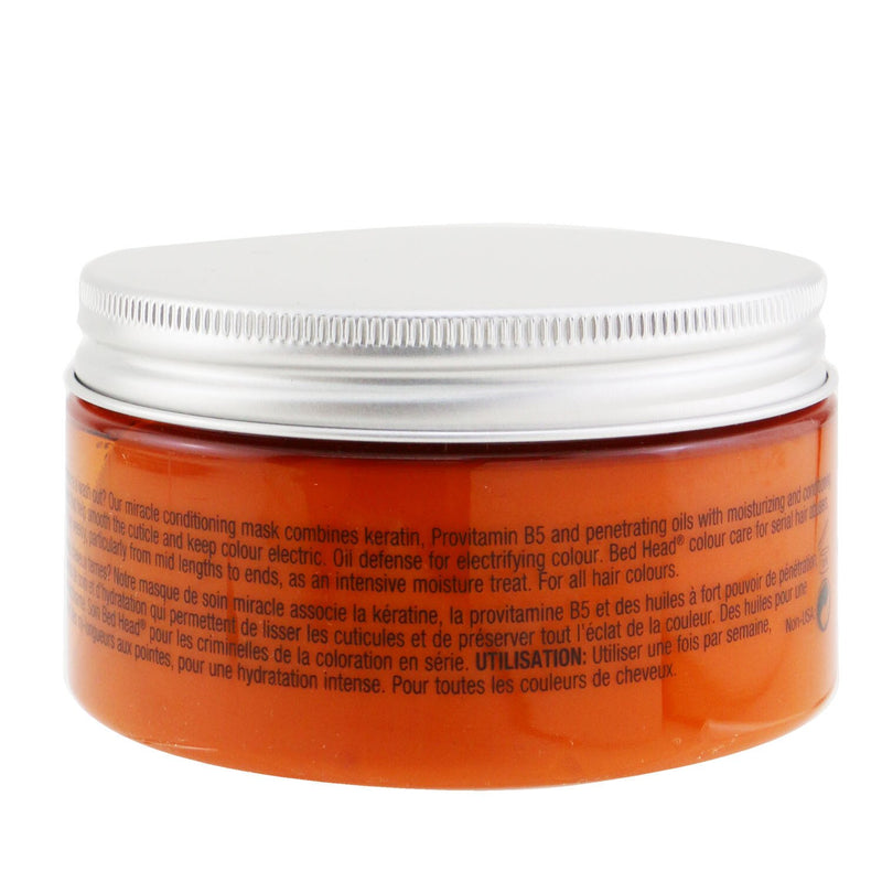 Bed Head Colour Goddess Miracle Treatment Mask (For Coloured Hair) 175739