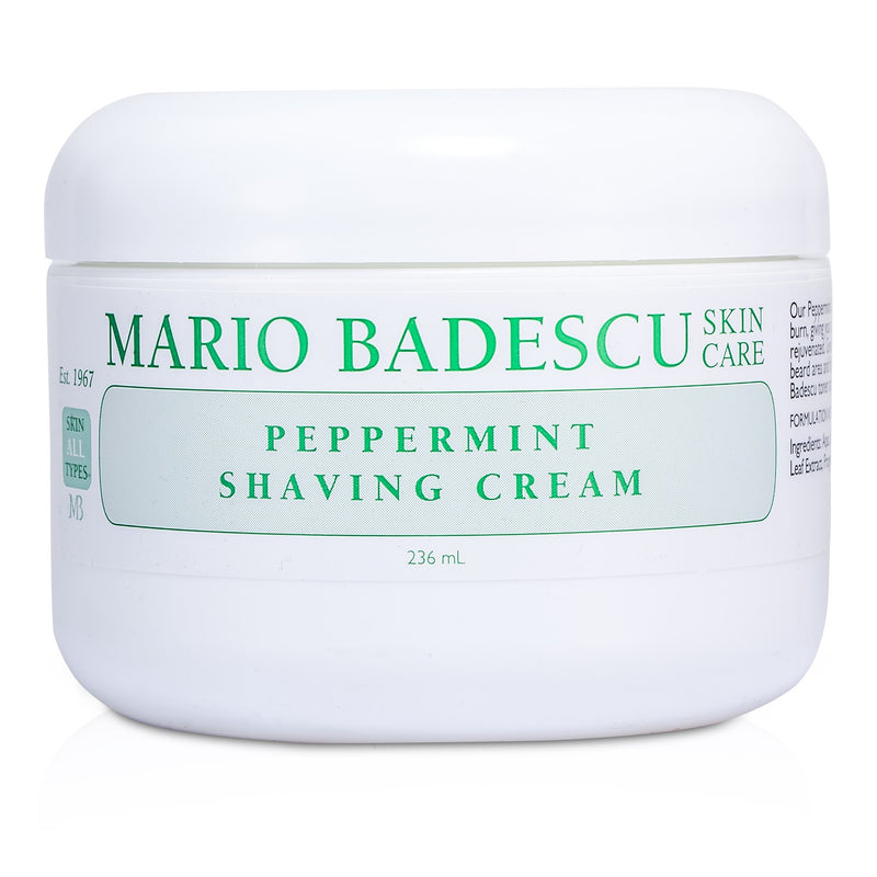 Peppermint Shaving Cream 177197