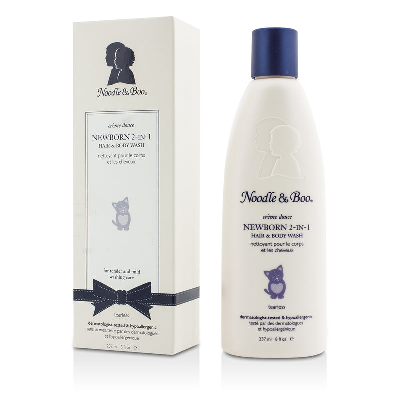 Newborn 2 In 1 Hair & Body Wash 183522