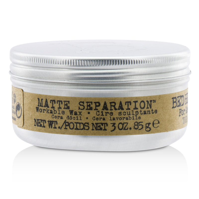 Bed Head B For Men Matte Separation Workable Wax 187275