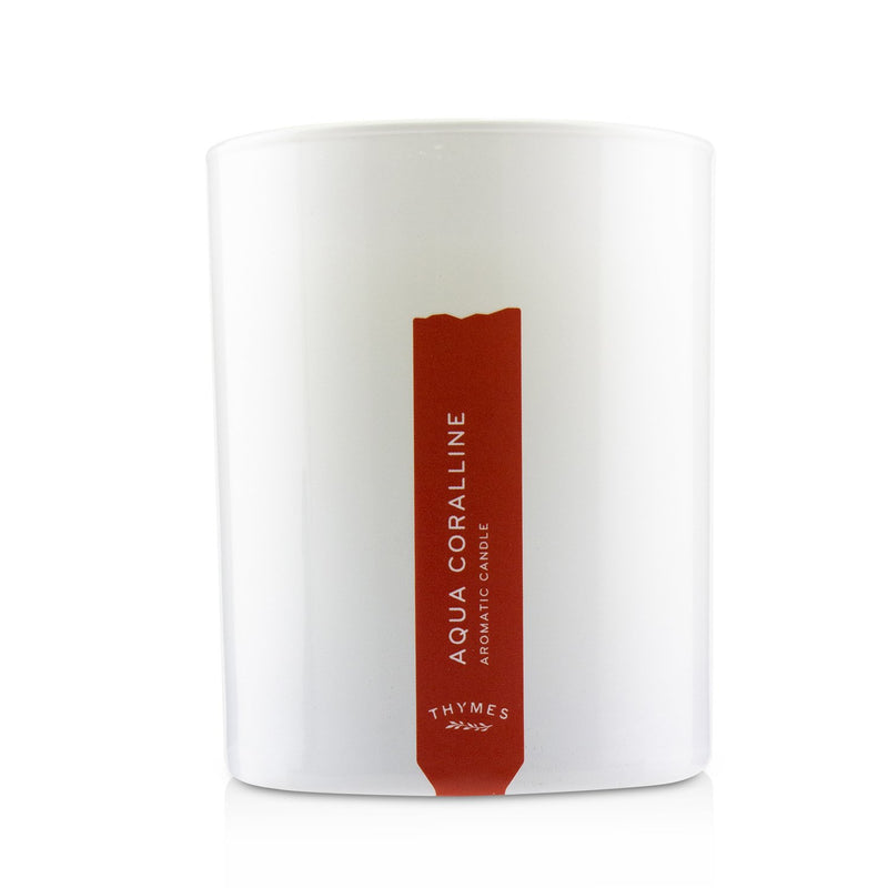 Aromatic Candle Olive Leaf 187791