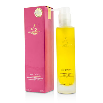Renewing - Rose Massage & Body Oil