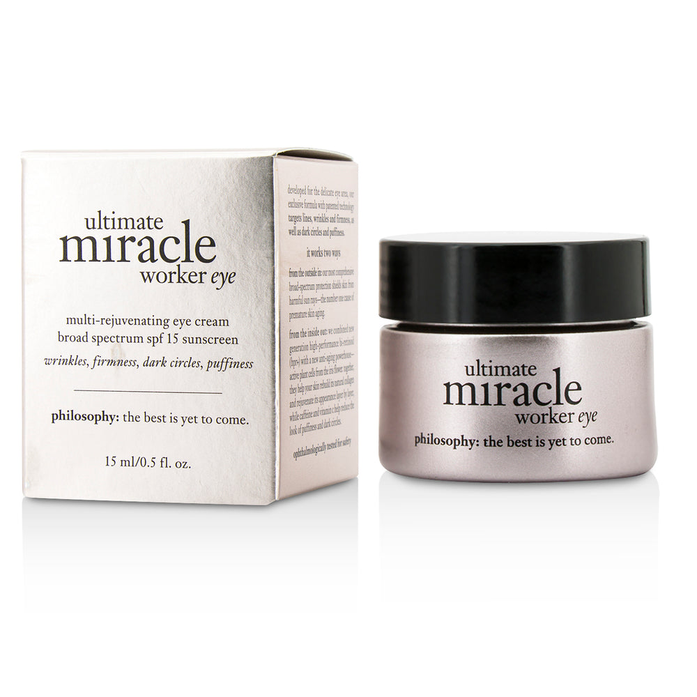 Ultimate Miracle Worker Eye Spf 15 191247